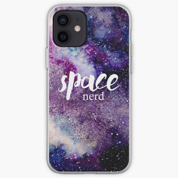 Space Nerd iPhone Soft Case