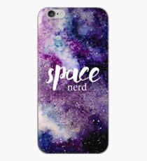Space Nerd iPhone Case