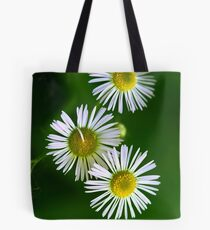 Little Wild Swamp Flowers Tote Bag