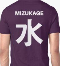 Mizukage Kiri Symbols T-Shirt