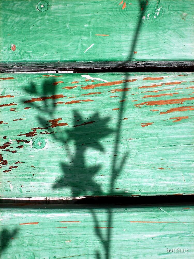 garden bench #2 by butchart