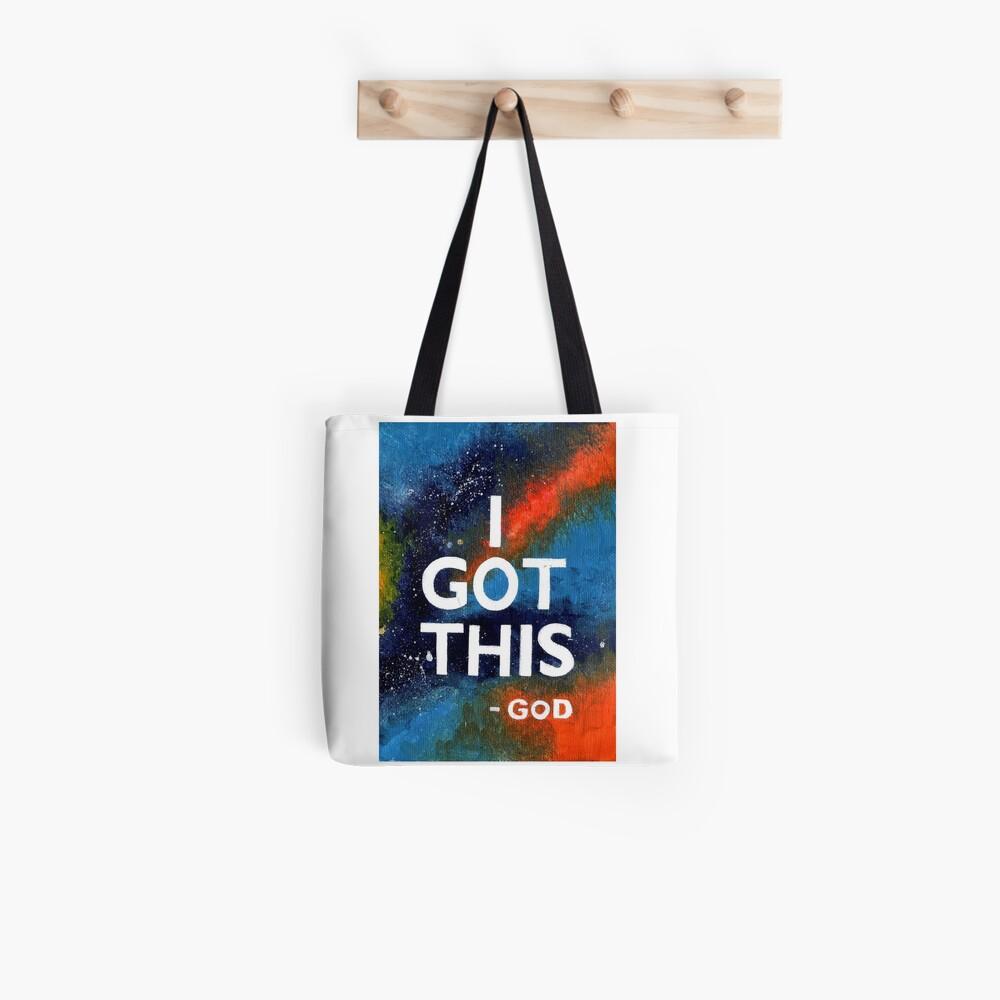 I Got This - God Tote Bag