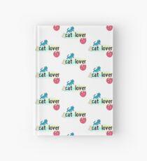 Cat Lover Hardcover Journal