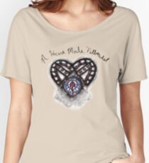 A Heart made Fullmetal Women's Relaxed Fit T-Shirt