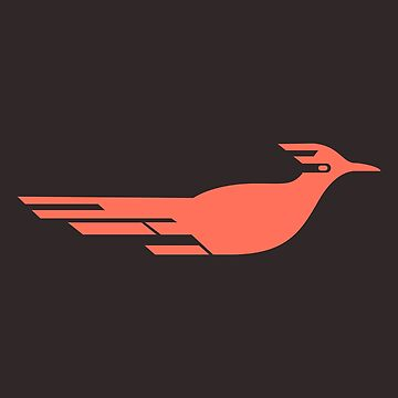 Swift Robot Orange Red Phoenix by seanicasia