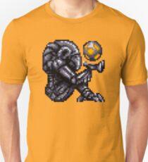 Super Metroid Grey Chozo T-Shirt