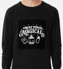 Make Today Magical  Lightweight Sweatshirt
