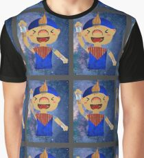 To the space! - Matthew Graphic T-Shirt