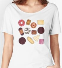 I love Biscuits! Women's Relaxed Fit T-Shirt