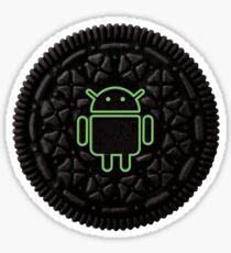 Android Oreo Sticker