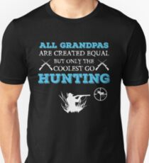 ONLY THE COOLEST GRANDPAS GO HUNTING T-Shirt