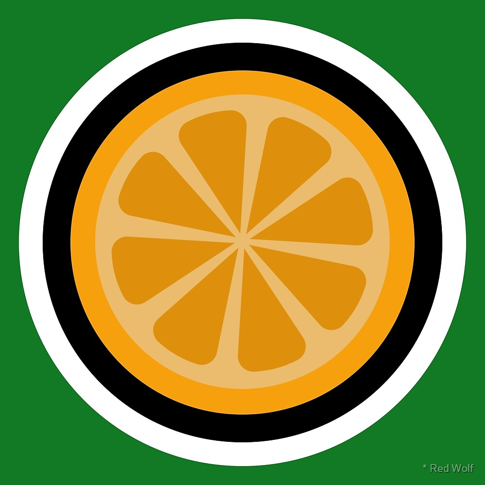 Orange Slice by * Red Wolf
