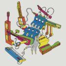 Crazy Instruments by Viktor