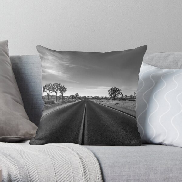 The Perpetual Journey Throw Pillow