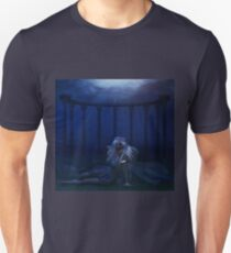 Woman under water 4 T-Shirt