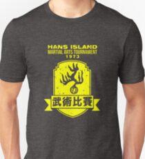 Bruce Lee - Hans Martial Arts Tournament  T-Shirt