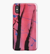 Screen print. iPhone Case/Skin