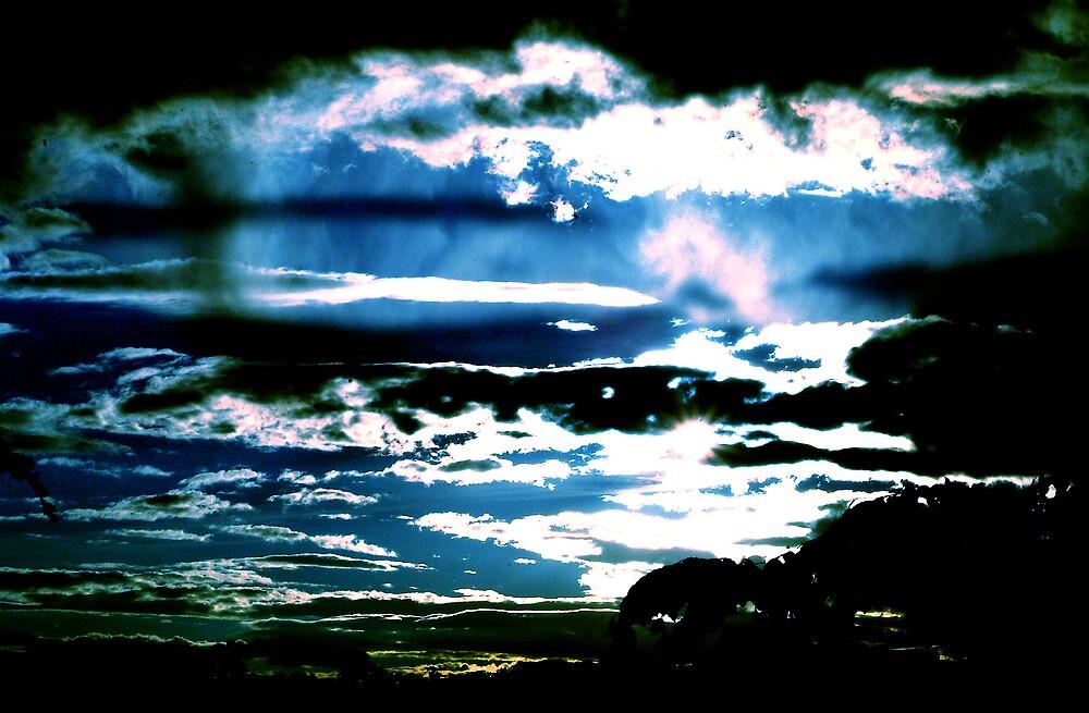 a mystical view   by alfarman