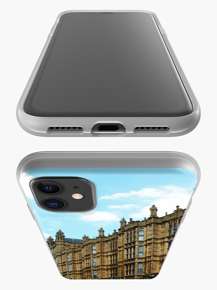 Alternate view of Closed Windows iPhone Case & Cover