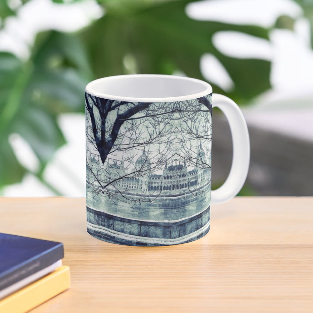 Wake Up Positive Today. Join the Happiness Movement Mug