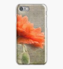 100 Years - In memory of fallen soldiers WW1 iPhone Case/Skin