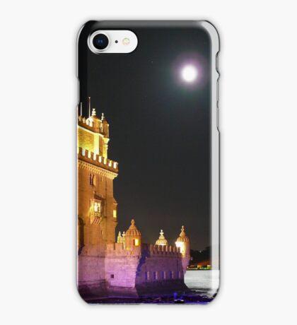 Belém Tower.Portugal iPhone Case/Skin