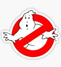 Ghostbusters Logo Sticker