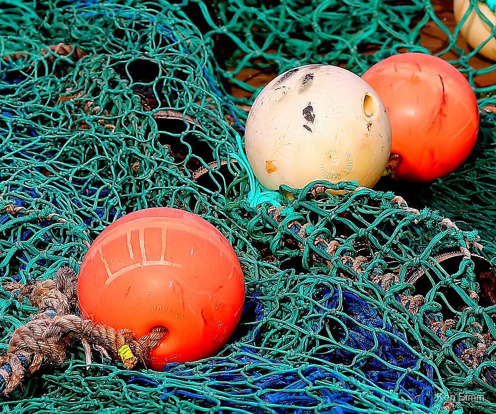 Nets & Floats by Kenart