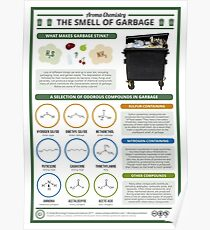 The Smell of Garbage Poster