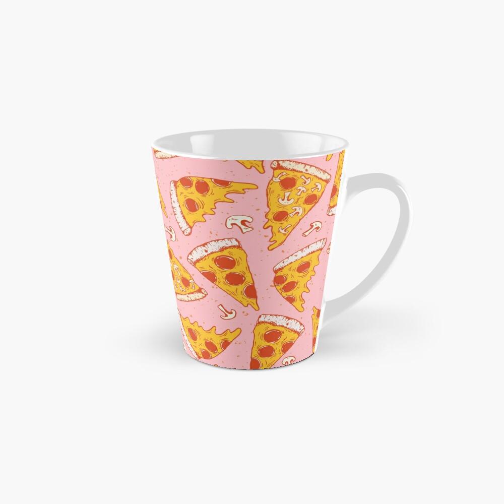 Pizza Night - Pink Tall Mug