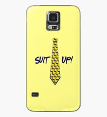How I met your mother-Suit up! Case/Skin for Samsung Galaxy