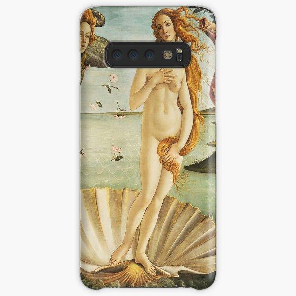 VENUS, The Birth of Venus, 1486, Sandro Botticelli. Samsung Galaxy Snap Case