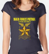 Mad Max - Main Force Patrol Women's Fitted Scoop T-Shirt