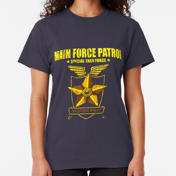 /'Keep Calm I/'m a Cop/' Policeman Copper Cop Police Officer Funny Ladies T-shirt