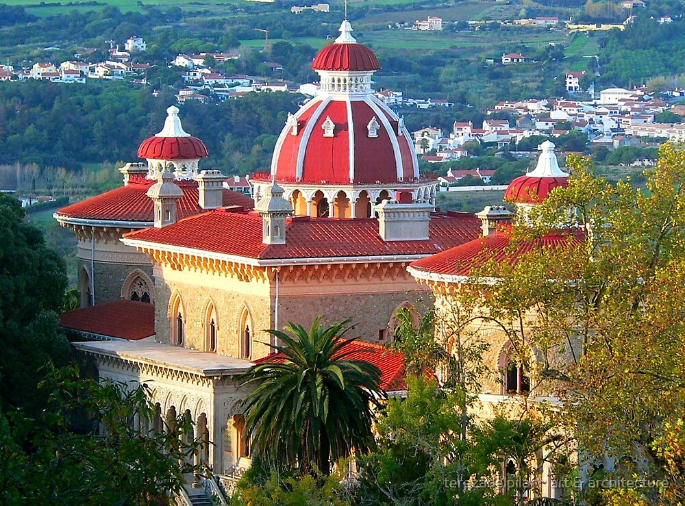 Monserrate Palace. Sintra by terezadelpilar ~ art & architecture