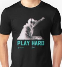 Play Hard (Gamer T-shirt) Unisex T-Shirt