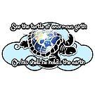 Turtle Beam Rhyme 2 by Braelove