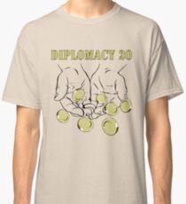 Diplomacy D20 - D&d Stories Classic T-Shirt