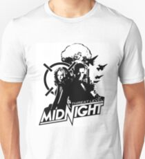 The Office - Threat Level Midnight Movie Poster T-Shirt