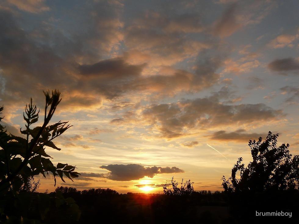 Sunset .... by brummieboy