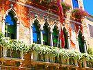 Venice window by terezadelpilar ~ art & architecture