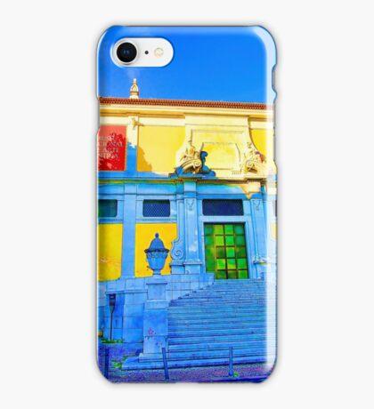 Museu Nacional de Arte Antiga . Lisbon iPhone Case/Skin
