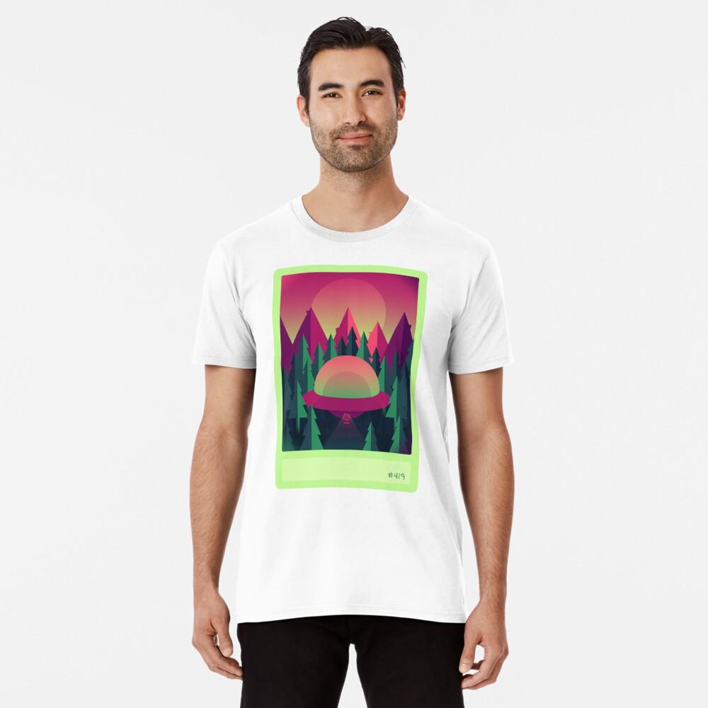 Beweis # 419 Premium T-Shirt