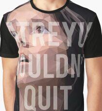 Atreyu Would't Quit Graphic T-Shirt