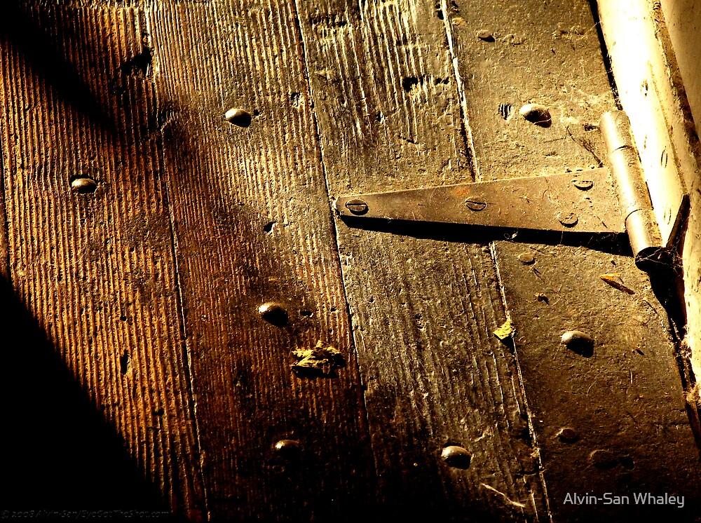 Ancient Secrets by Alvin-San Whaley