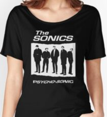 The Sonics Women's Relaxed Fit T-Shirt