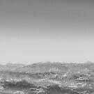 Alps from above von nurmut