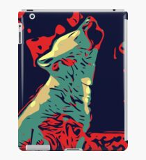 Baby Wolves Vector iPad Case/Skin