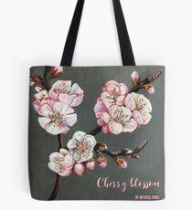 Cherry Blossom by Art4feel Paris Tote Bag
