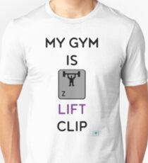 My Gym is Lift Clip T-Shirt